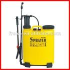 knapsack gardens plastic hand held pump sprayer