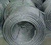 galvanized steel wire rope 10mm for Lifting machine