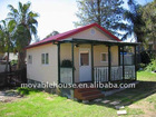 Reliable Economic Vacational Prefabricated Villa for Family