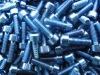 anodized Titanium Screw