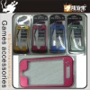 for iphone crystal case and aluminium sheet,crystal case and aluminium sheet for iphone