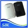 Pocket size portable power bank/power station for cell phone, GPS, DV 3000mAh