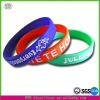 Modern and hot silicone bracelet
