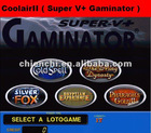 Coolfire 2 New Super Gaminator V+ coolair casino pcb