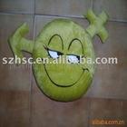 Lovely cartoon plush pillow toys