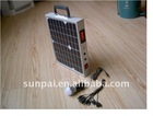 10w Portable Solar System for house