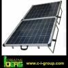70W 18V Adjusted Portable Folding solar panel