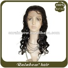 HIGH QUALITY BEAUTIFUL 100% real natural human hair wigs from factory directly