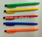 new plastic pens