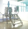 2T XY-C Liquid and Detergent Blending Tank