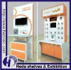 Digital Products Display Cabinet