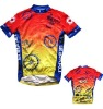 Fashion new unique cycling jersey cycling wear