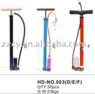 high pressure bicycle pump/bike pump
