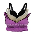 2011 Fashion seamless bra