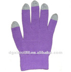 touch screen glove for ipad iphone gloves