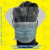 face mask with shield (non-woven face mask with shield, disposable face mask with shield)