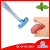 Tongue Brush with TPR material