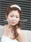 Fashion pearl &diamond hair Combs Bridal Headdress