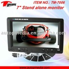 TM-7006 7inch car lcd monitor