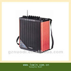 Tube Guitar amplifier With USB/SD/strap/headset/Handle 12V 10 inch,portable mini speaker
