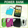 hotsales new design universal portable power bank good quality with two usb output