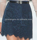 2013 women new design latest skirt