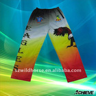 sublimation colorful cricket pants