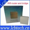 Wifi Bridge VAR 11N RJ-45 Wireless Rouer 150Mbps Wireless AP
