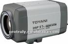 27X Optical cctv zoom ptz module camera with 650TVL