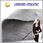 polyester wapr-knitted brushed fleece for thermal underwear