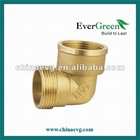 Elbow,female/male threads,L connector Brass male Fittings