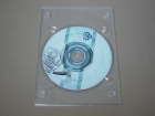 PS transparent jewel CD case with one disc