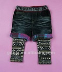 2012 Autumn kids Pants for girl (South Korea Style Clothing)