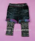 2012 Autumn kids Pants for girl (South Korea Style Clothing)