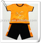 babies' cute cotton t-shirt( a set )