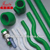PPR pipes and pipe fittings