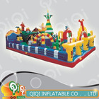 Interesting commercial inflatable playground in outdoor toys & structures