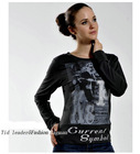 2011 Hotselling popular lady shirt