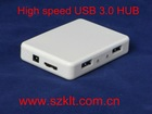 Best quality Smart 4 ports usb3.0 hub