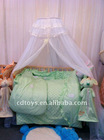 10 pcs baby bedding set (100% cotton)