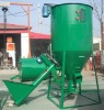 Vertical mixer for feeding
