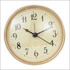 Quartz clock insert