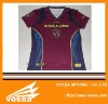 sublimation printed shirts,soccer jersey,soccer sublimation jersey