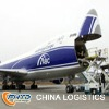 Air Cargo Agent fm China to Budapest