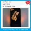 PC-36 NEW Sense Flash light Case Cover for Apple iPhone 4 4S 4G LED LCD Color Changed
