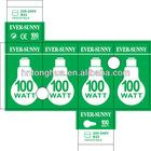 PS55 incandescent bulbs 25W/40W/60W/75W/100W E27&B22