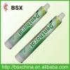 Flexible soft packaging tubes