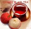 lichee fruit tea lychee black tea