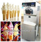 KS-5256 floor model three-color ice cream making machine