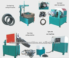 ISO TIRE RECYCLING MACHINE/RUBBER RECYCLING MACHINE/RECYCLING LINE